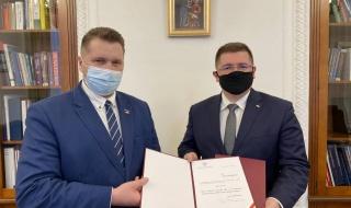 Tomasz Rzymkowski Wiceministrem Edukacji i Nauki